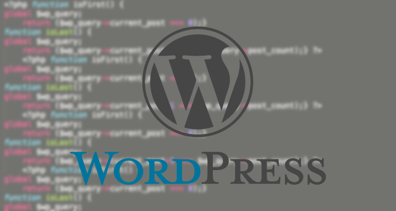 Wordpress loop first last