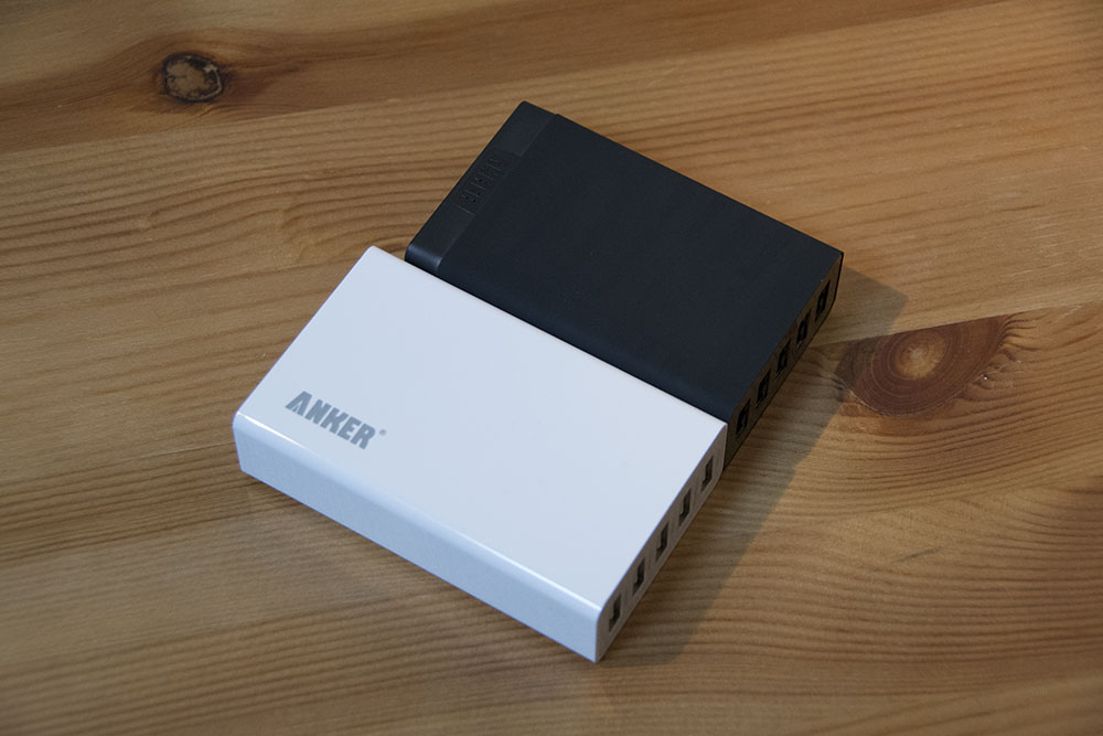 Anker 40w 5port usb charger 06