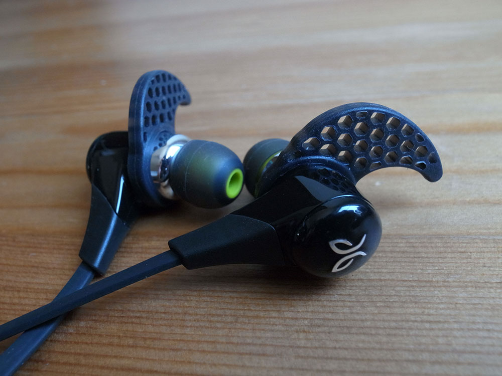 JayBird BlueBuds X ワイヤレス Bluetooth イヤホン under ear