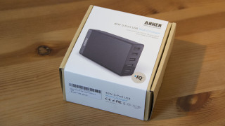 2,599円→2,079円!Ankerの40W 5ポート USB急速充電器が今日限定で安くなってるよ