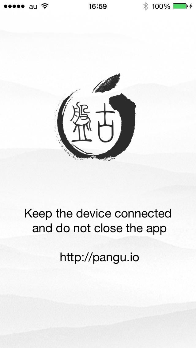 Pangu ios 7 1 2 Jainbreak 04