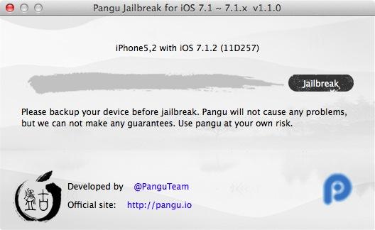 Pangu ios 7 1 2 Jainbreak 06