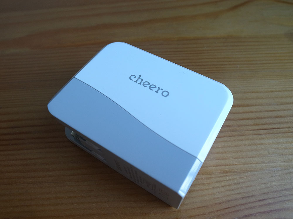 Cheero usb ac adaptor 02
