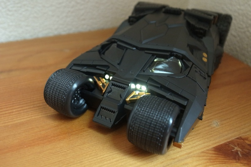 CRAZY CASE BATMOBILE TUMBLER 29