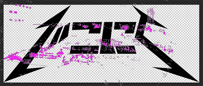 Photoshop damage processing 10