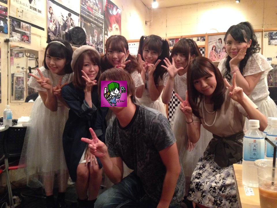 Starmarie live 2014 tokyo 2
