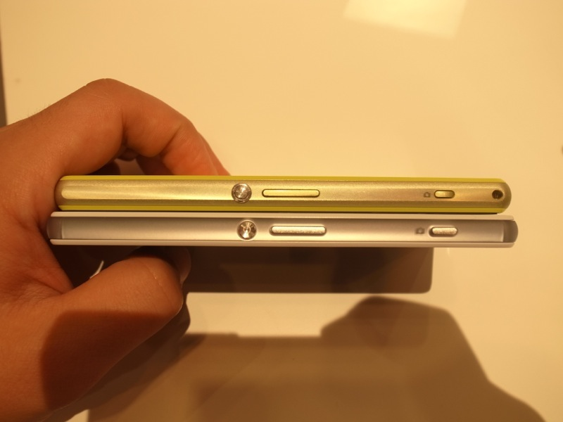 Xperia Z3 Z3C touch and try 32