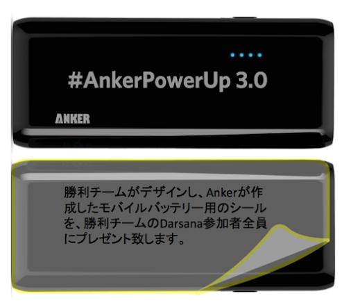 #AnkerPowerUp