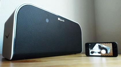サイズも音も迫力満点なBluetoothスピーカー「Klipsch KMC3」レビュー