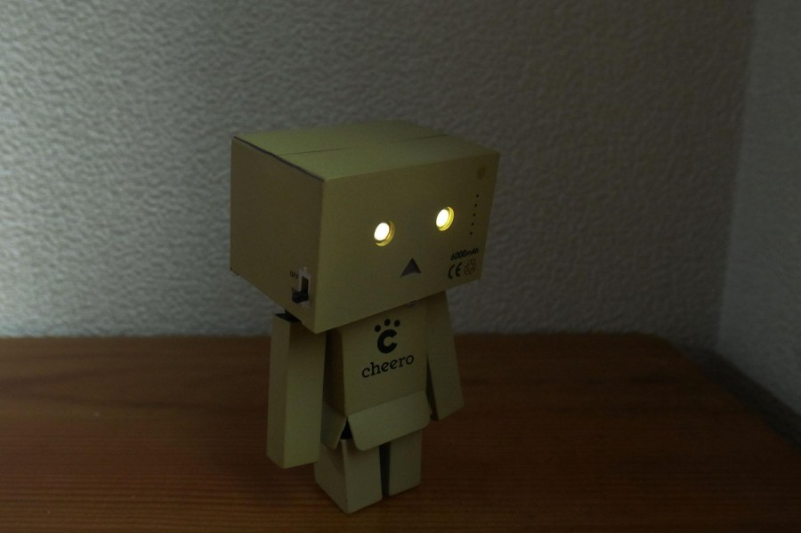 revoltech danboard mini cheero_07