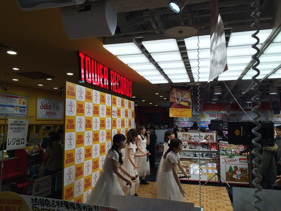starmarie tower records shibuya instore event_01