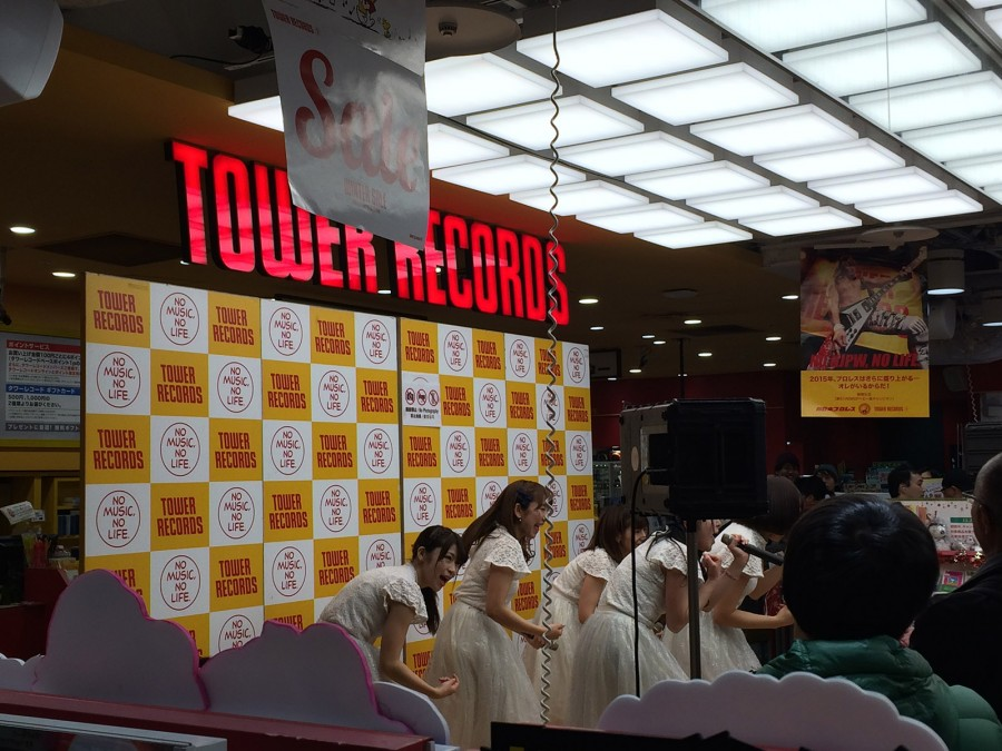 starmarie tower records shibuya instore event_03