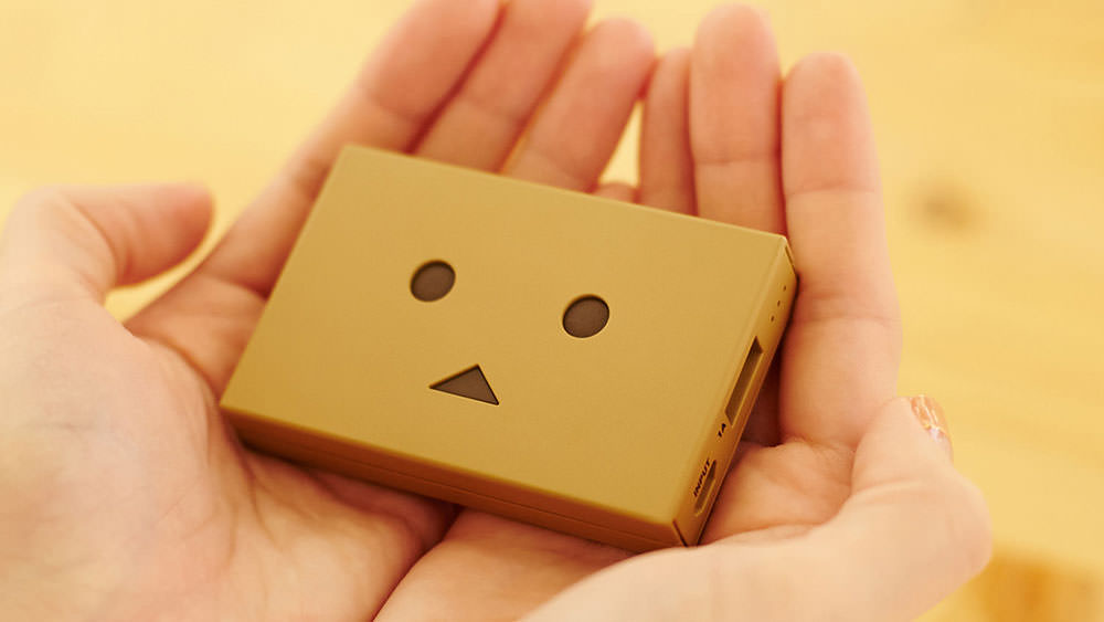 cheero Power Plus DANBOARD version block