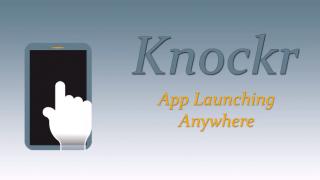 【root不要】Xperia Z Ultraなどでもダブルタップ起動を可能にするアプリ「Knockr (Beta)」