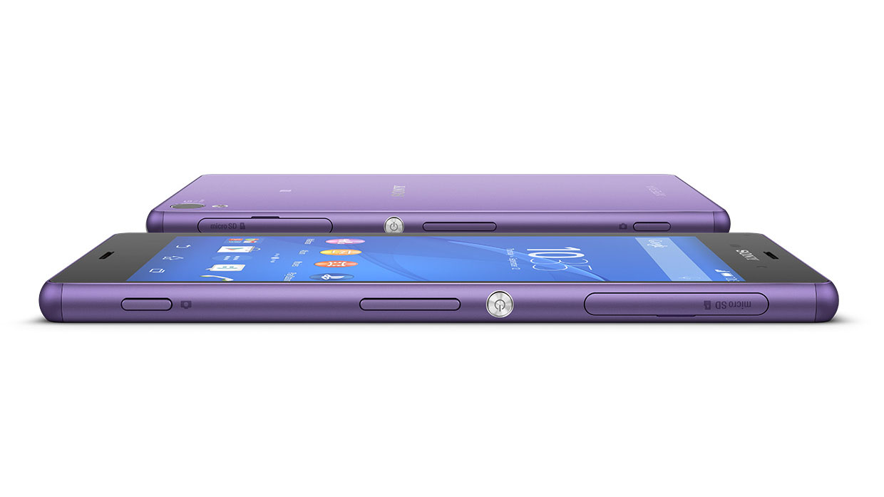 xperia z3 purple diamond edition expansys