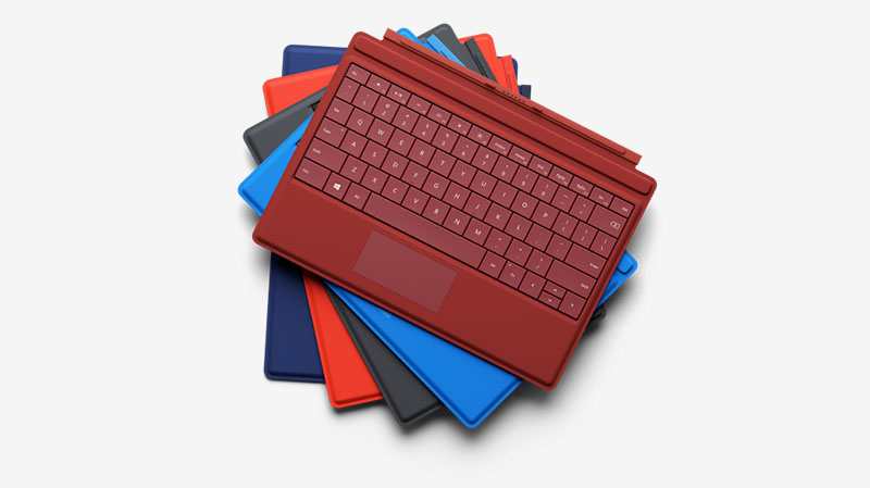 Surface 3 typecover