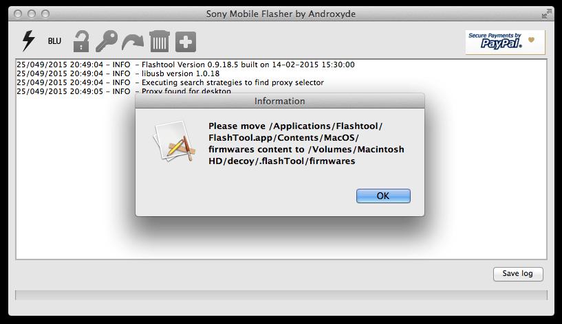 Flash Tool For Mac