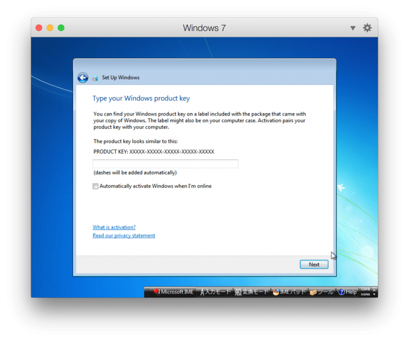 parallels desktop install windows 8_12