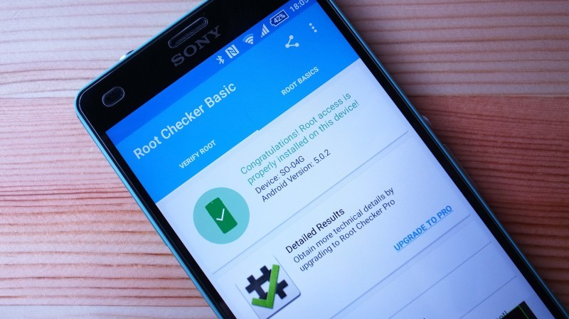 Xperia Z3 Compactをprerooted.zipでLollipop&root化する方法