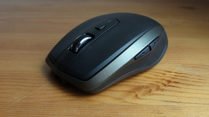 Logicool の高性能モバイルマウス「MX Anywhere 2」レビュー