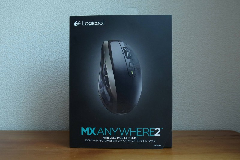 Logicool MX Anywhere 2 wireless mobile mouse_1