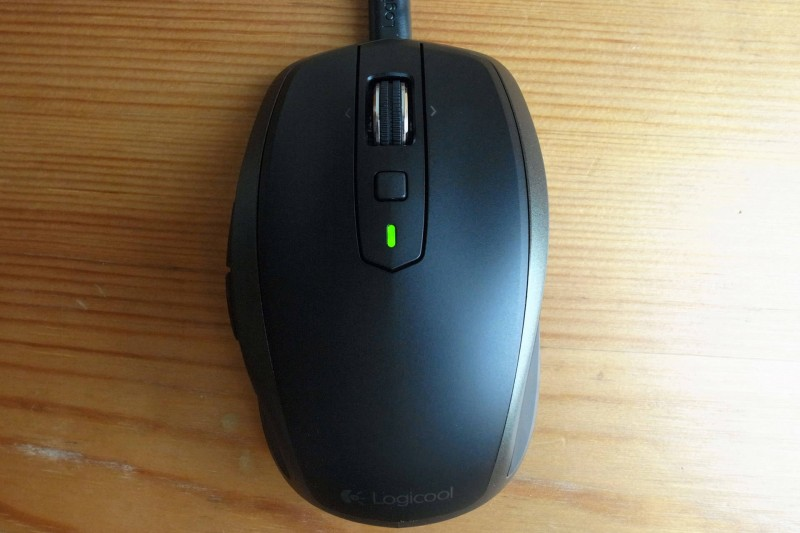 Logicool MX Anywhere 2 wireless mobile mouse_5