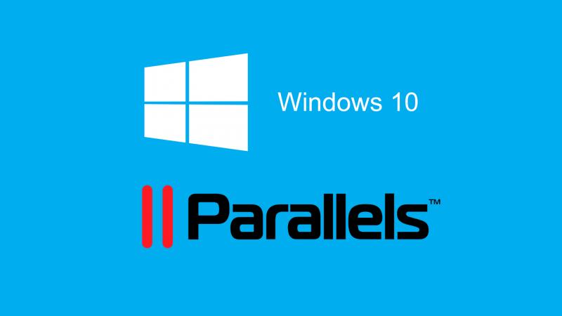 Parallels Desktop 10を使って仮想マシンにWindows 10を新規インストールする手順
