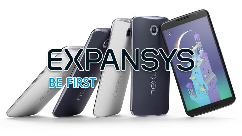 expansys nexus 6 セール