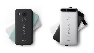 GoogleがNexus 6PとNexus 5Xを発表!旧Nexusとスペック比較してみた