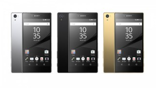 SONYがXperia Z5、Xperia Z5 Compact、4KディスプレイのXperia Z5 Premiumを発表