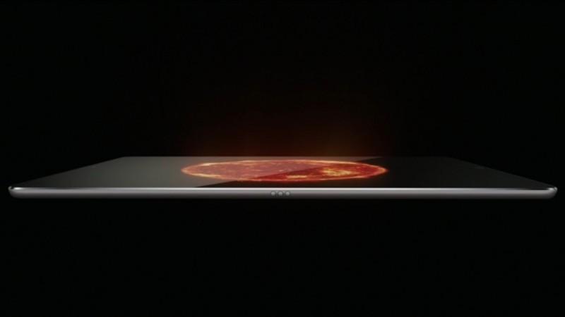 Appleが12.9インチの「iPad Pro」を発表!純正感圧タッチペン「Apple Pencil」&キーボード「Smart Keyboard」も
