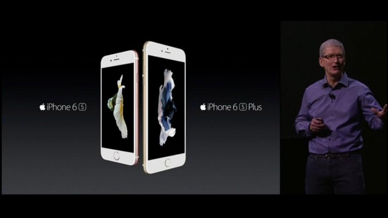 iPhone 6s/6s Plus発表!新色ローズゴールド追加に3D Touch搭載、カメラもスペックアップ!