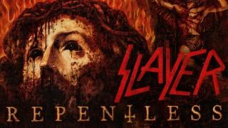 SLAYERの6年ぶりの新アルバム『Repentless』に収録の「Cast The First Stone」が無料でDLできるぞ!