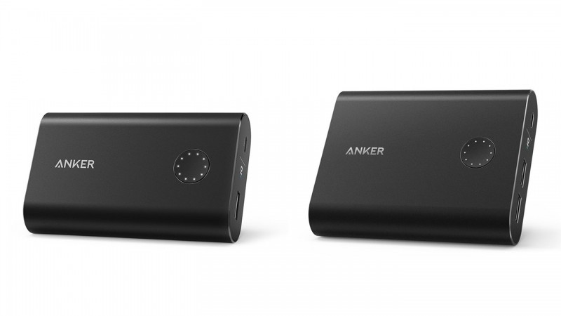 Ankerから入出力がQuick Charge2.0に対応したモバイルバッテリーが発売!