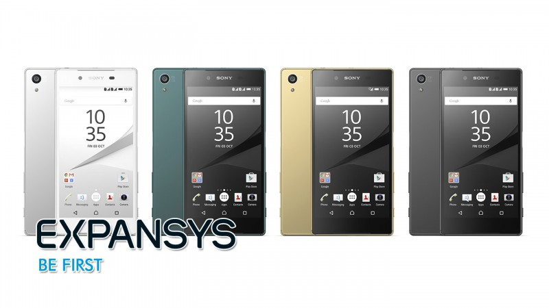 Xperia Z5 Expansys
