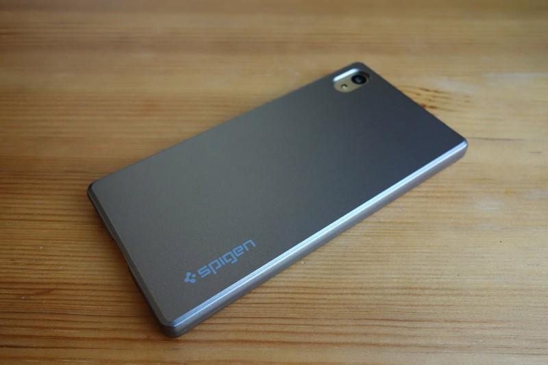 SPIGEN thin fit Xperia Z5_11