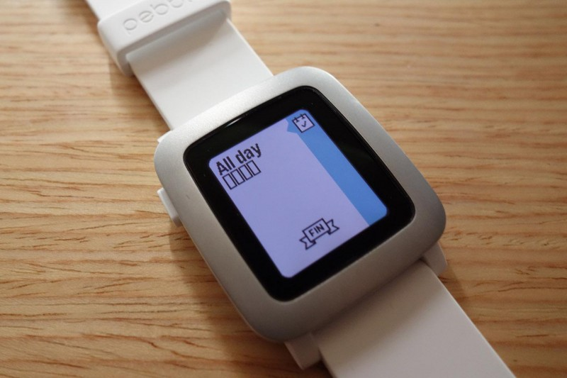 Pebble Time language