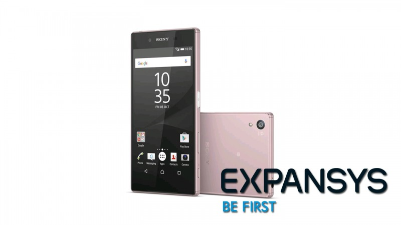 Xperia Z5 E6653 Pink Expansys
