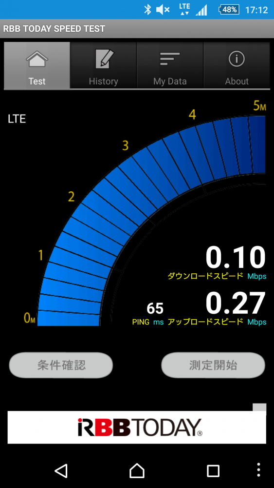 freetel low speed