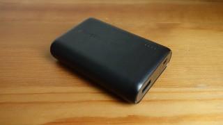 小さい!軽い!すごい!Ankerのモバイルバッテリー「PowerCore 10000」がかなりいい感じ
