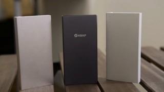 15分でiPhone 6×2台分の容量を充電できるモバイルバッテリー「ASAP Dash」がすげえ