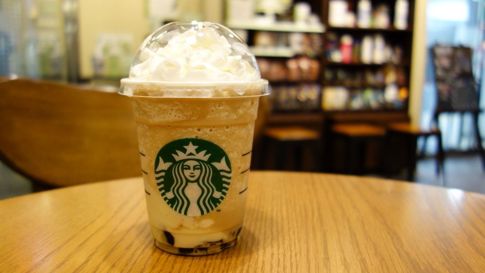 【スタバ】新作「コーヒー ジェリー & クリーミー バニラ フラペチーノ」を一足先に飲んでみた