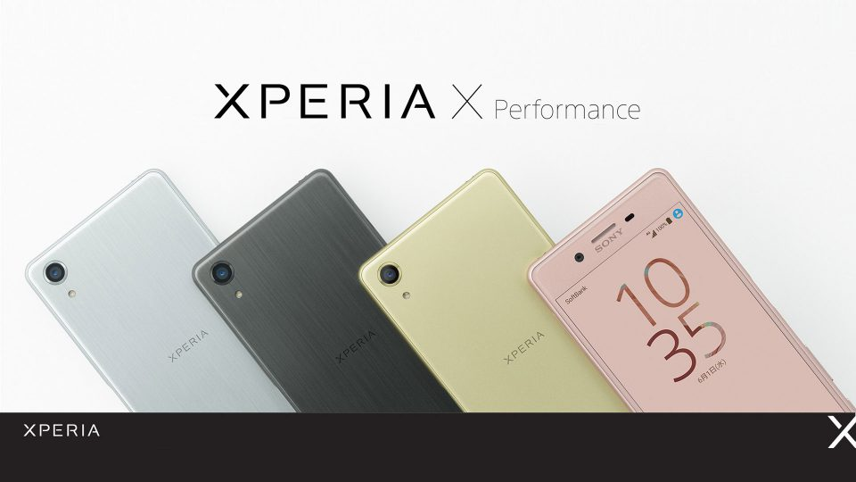 Xperia X Performance JP