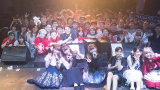 10回目の台湾でも死を歌う「STARMARIE台北單獨公演~THE FANTASY WORLD~」でスタマリ撮ってきた!