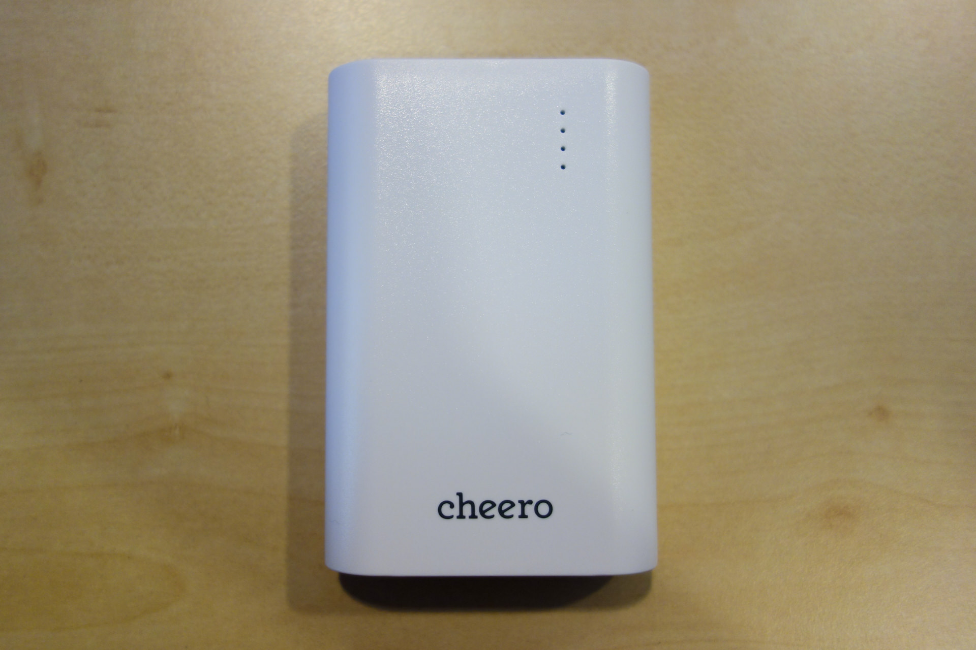 cheero Power Plus 3 10050mAh_3