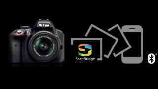 Nikon、iOS版「SnapBridge」をリリース