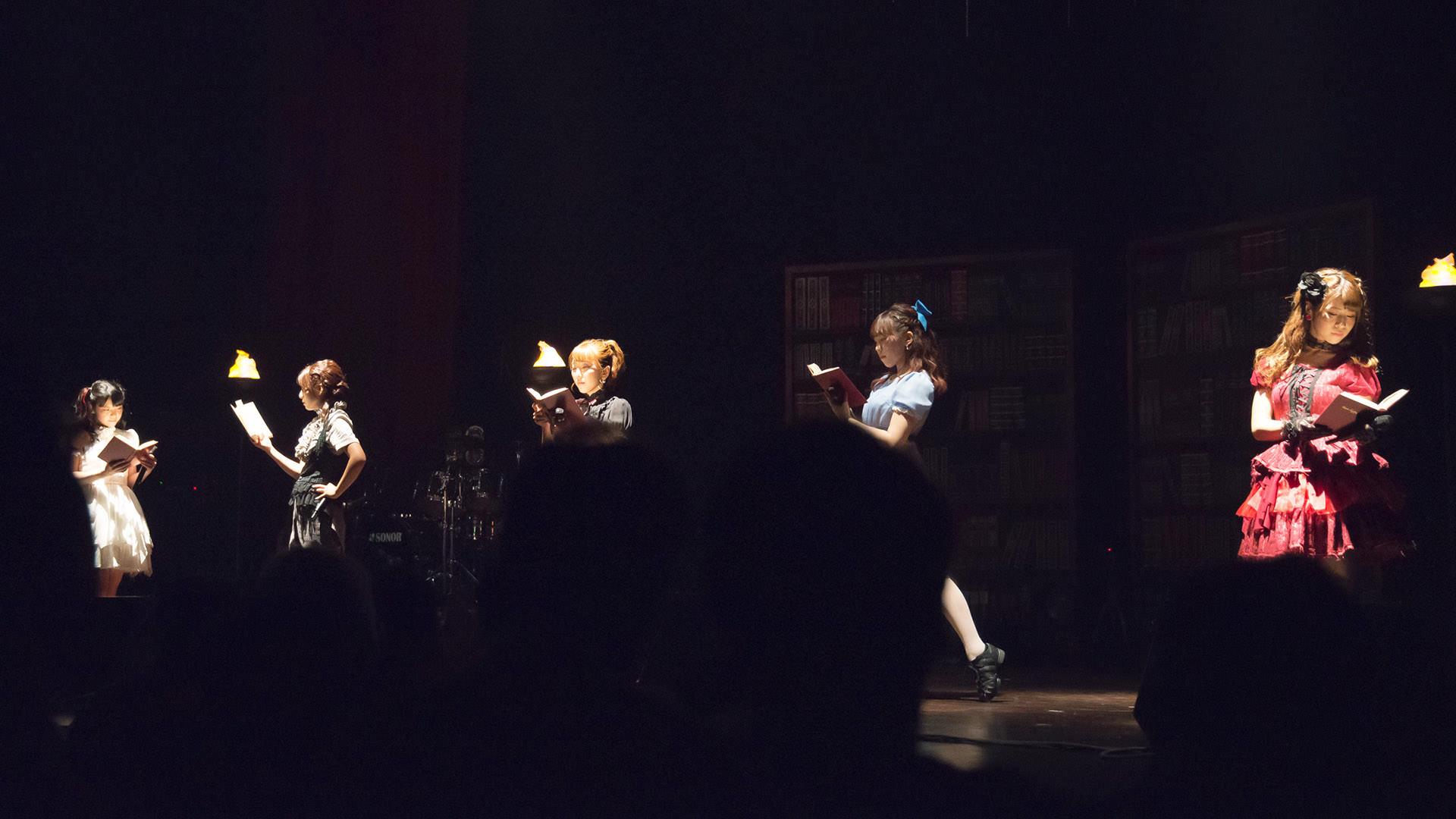 衣装もバンドも全部最高!STARMARIE単独公演「FANTASY CIRCUS〜第三幕 スペル・オブ・ザ・ブック〜」が完全に優勝だった