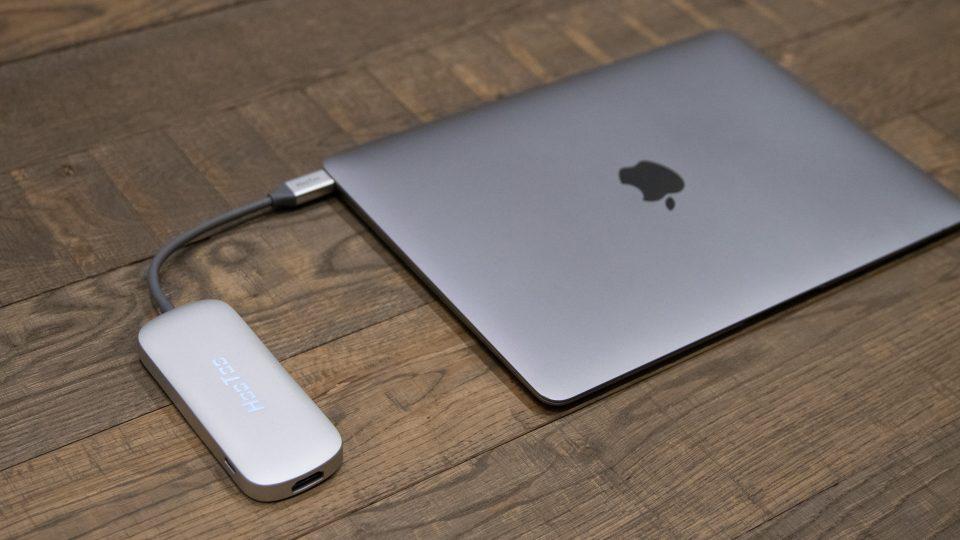 USB 3.0にSDカード、HDMIもいけちゃうUSB Type-C接続のUSBハブがよい
