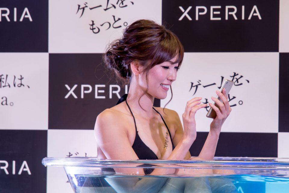 TGS 2016 Xperia 風呂ペリア_08
