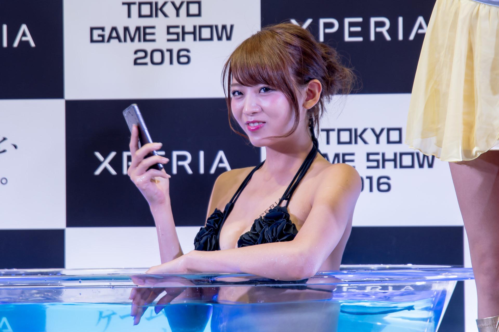 TGS 2016 Xperia 風呂ペリア_09